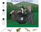 Magic Number Cauldron