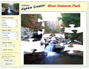 River Features Jigsaw