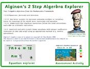 Alginon's Algebra