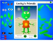 Lecky's friends