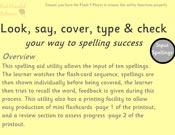 Spellings Checker