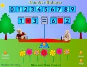 Number Balance KS1