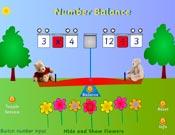 Number Balance KS2