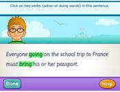 Grammar : Word Types